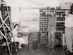 The Original office established in 1953. Located in Bossier City, La. Marie, Fred and W.D Jones.
